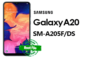 samsung a205f-ds root