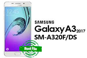 samsung a320f-ds root