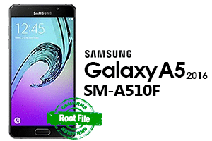 samsung a510f root