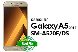 samsung a520f-ds root