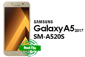 samsung a520s root