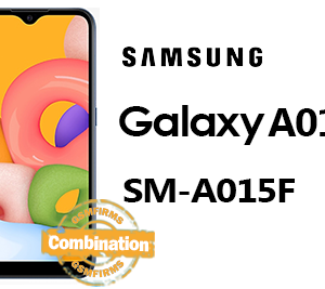 samsung a015f combination