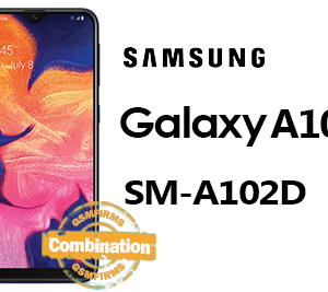 samsung a102d combination