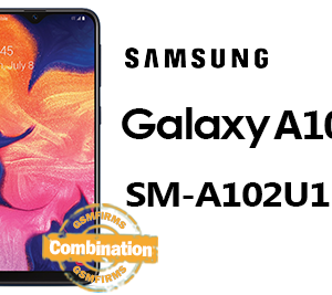 samsung a102u1 combination