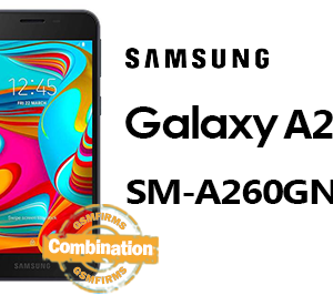 samsung a260gn combination