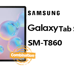 samsung t860 combination