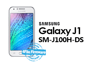 samsung j1 j100h-ds 4file firmware android 4.4.4 stock firmware