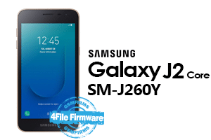 samsung j2 core j260y 4file firmware android 8.1 stock firmware