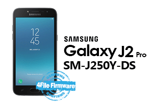 samsung j2 Pro j250y-ds 4file firmware android 7.1.1 stock firmware