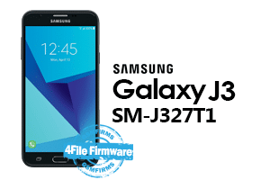 samsung j3 2017 j327t1 4file firmware android 7.0 stock firmware