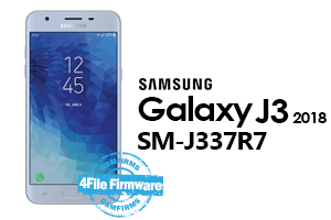 samsung j3 2018 j337r7 4file firmware android 8.0 stock firmware