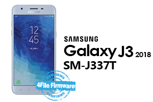 samsung j3 2018 j337t 4file firmware android 8.0 stock firmware