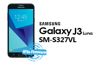 samsung j3 Luna s327vl 4file firmware android 6.0.1 stock firmware