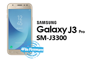 samsung j3 pro j3300 4file firmware android 8.1 stock firmware