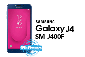 samsung j4 2018 j400f 4file firmware android 8.0 stock firmware
