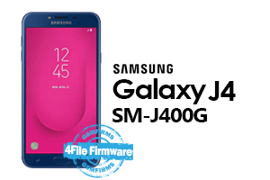 samsung j4 2018 j400g 4file firmware android 8.0 stock firmware