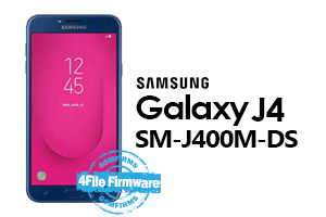 samsung j4 2018 j400m-ds 4file firmware android 8.0 stock firmware