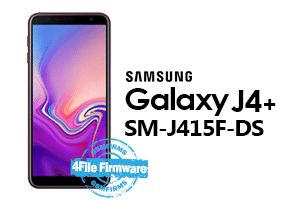 samsung j4 plus j415f-ds 4file firmware android 8.1 stock firmware