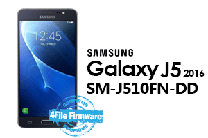 samsung j5 2016 j510fn-dd 4file firmware android 7.1.1 stock firmware