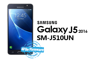 samsung j5 2016 j510un 4file firmware android 6.0 stock firmware