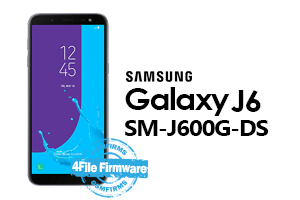 samsung j6 j600g-ds 4file firmware android 8.0 stock firmware