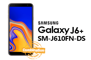 samsung j6 plus j610fn-ds combination file download