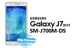 samsung j7 2015 j700m-ds 4file firmware android 6.0.1 stock firmware