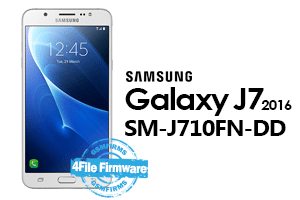 samsung j7 2016 j710fn-dd 4file firmware android 7.0 stock firmware