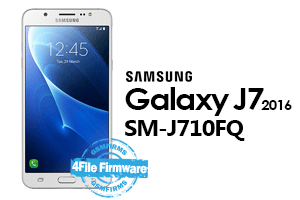 samsung j7 2016 j710fq 4file firmware android 7.0 stock firmware