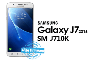 samsung j7 2016 j710k 4file firmware android 7.0 stock firmware