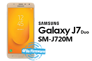 samsung j7 duo j720m 4file firmware android 8.0 stock firmware