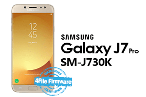 samsung j7 pro j730k 4file firmware android 7.0 stock firmware