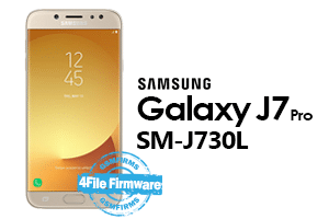 samsung j7 pro j730l 4file firmware android 7.0 stock firmware