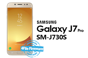 samsung j7 pro j730s 4file firmware android 7.0 stock firmware