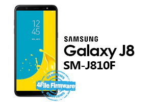samsung j8 j810f 4file firmware android 8.0 stock firmware