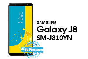 samsung j8 j810yn 4file firmware android 8.0 stock firmware
