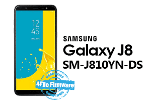 Samsung j810yn-ds 4file firmware android 8.0