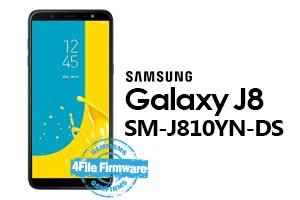 samsung j8 j810yn-ds 4file firmware android 8.0 stock firmware