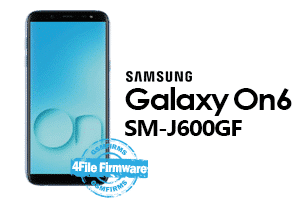 Samsung j600gf 4file firmware android 8.0