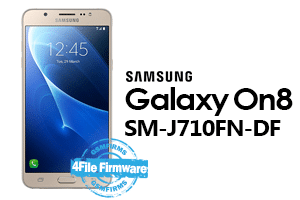 samsung on8 2016 j710fn-df 4file firmware android 7.0 stock firmware