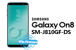 Samsung j810gf-ds 4file firmware android 8.0