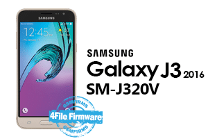 samsung j3 2016 j320v 4file firmware android 7.1.1 stock firmware