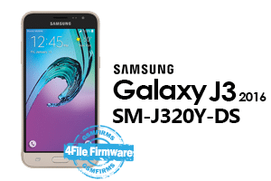 samsung j3 2016 j320y-ds 4file firmware android 5.1.1 stock firmware