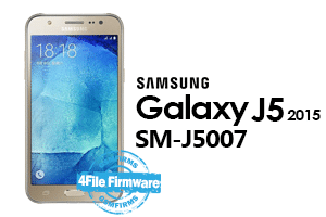 samsung j5 2015 j5007 4file firmware android 5.1.1 stock firmware