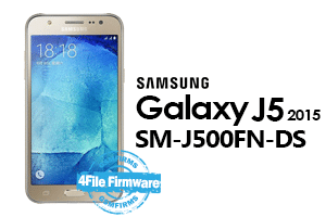 samsung j5 2015 j500fn-ds 4file firmware android 6.0.1 stock firmware