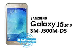 samsung j5 2015 j500m-ds 4file firmware android 6.0.1 stock firmware