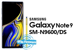 samsung note 9 sm-n9600/ds stock firmware