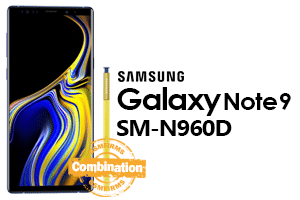 samsung note 9 n960d combination file download