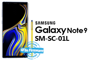 samsung note 9 sm-sc-01l stock firmware