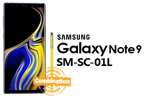samsung note 9 sc-01l combination file download
